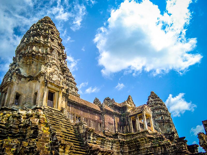 Pense-bête : Le Cambodge