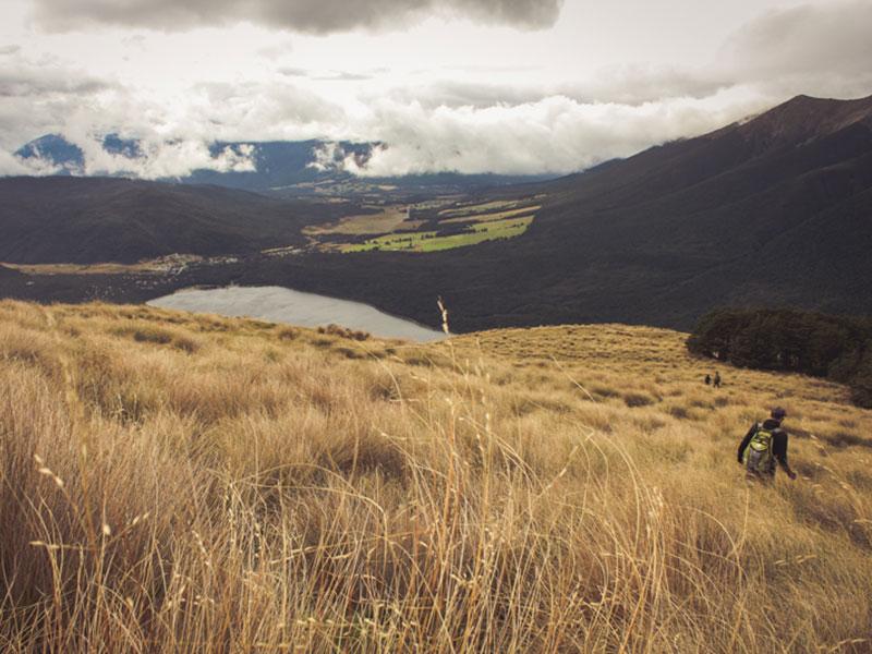 Abel Tasman et la région des lacs